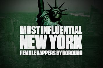 Most Influential NYC Female Rappers By Borough