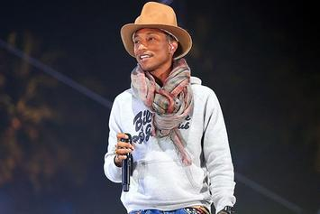Pharrell Brings Out Tyler, The Creator, Snoop Dogg, Nelly & More At Coachella