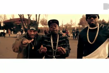 "50 Cent Feat. Kidd Kidd, Styles P & Prodigy ""Chase The Paper"" Video"