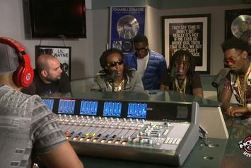 Migos On Hot 97's Morning Show