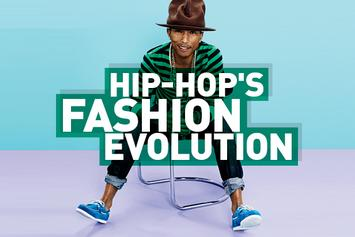 Hip-Hop's Fashion Evolution