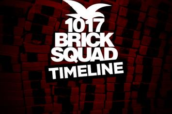 The 1017 Brick Squad Timeline