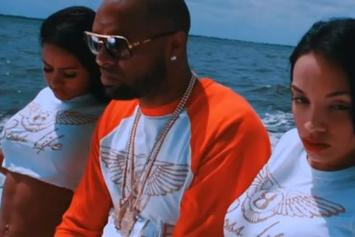 "Slim Thug ""Boss Life"" Video"