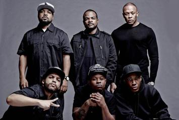 N.W.A Biopic Casting Call Criticized As Racist, Company Apologizes
