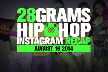 28 Grams: Hip-Hop Instagram Recap (Aug 16)