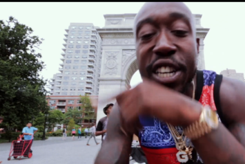 "Statik Selektah Feat. Joey Bada$$ & Freddie Gibbs ""Carry On"" Video"