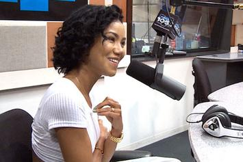 """Jhene Aiko Talks About """"Souled Out"""" Album & More With Angie Martinez"""