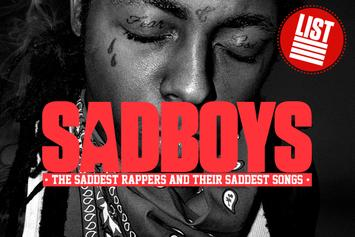 Sadboys: The Saddest Rappers & Their Saddest Songs