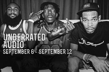 Underrated Audio: September 6 - September 12