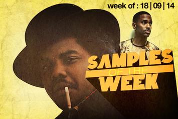 Samples Of The Week: September 18