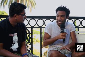 "Childish Gambino Talks Mixtape/EP ""STN MTN/KAUAI"""