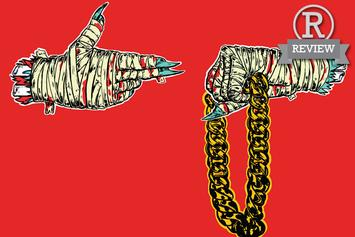 """Review: Run the Jewels' (Killer Mike & El-P) """"RTJ2"""""""