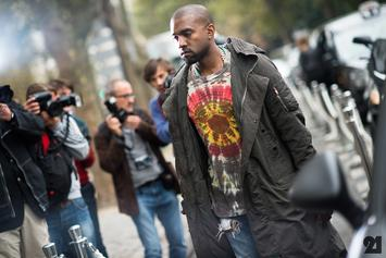 "Kanye West Rep Calls Leaked ""Paris"" Tracklist ""Bogus"""