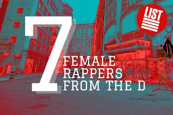 7 Female Rappers From Detroit