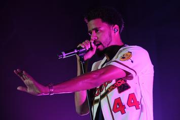 "J. Cole Lists Top 5 Rappers, Recalls ""Worshipping"" Eminem"