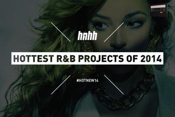 Hottest R&B Albums Of 2014