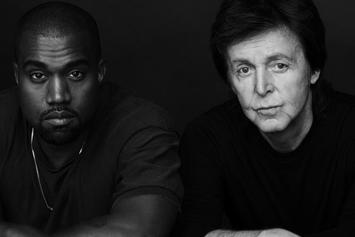 """The Making Of Kanye West And Paul McCartney's """"Only One"""""""