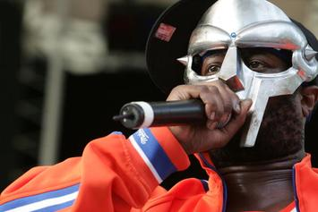 "MF Doom To Be Featured On Deluxe Version Of ""PRhyme"""