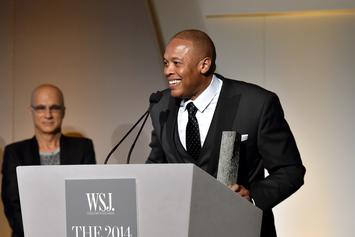 Dr. Dre Reportedly Made $20 Per Second In 2014