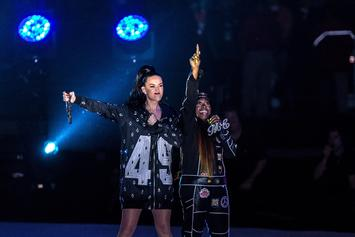 Lenny Kravitz Will Guest In Katy Perry's Super Bowl Halftime Show [Update: Watch The Full Performance]