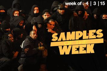 Samples Of The Week: March 4