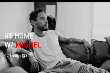 Miguel Gives A Tour Of His Home