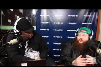 Action Bronson Interviewed On Sway In The Morning