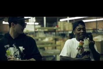 "Chris Webby Feat. Dizzy Wright ""Turnt Up"" Video"