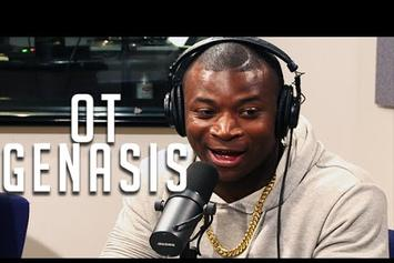 OT Genasis Freestyles On Funkmaster Flex
