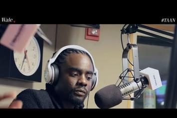 """Wale """"The Vlog About Nothing """" Episode 2"""