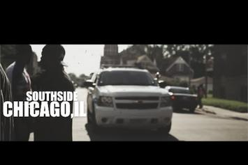 """Lil Durk Feat. French Montana """"Fly High"""" Video"""