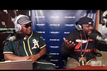 """Mistah F.A.B.'s """"5 Fingers Of Death"""" Freestyle"""