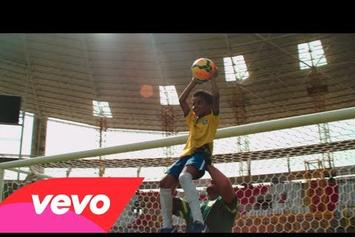 "Kelly Rowland ""The Game"" (World Cup Video)"