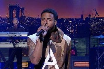 "Sage The Gemini & Iamsu! Perform ""Gas Pedal"" On David Letterman"