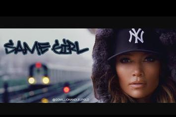 "Jennifer Lopez ""Same Girl "" Video Preview"