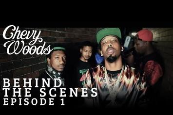 """Chevy Woods on """"The Smokers Club Tour"""" Behind-The-Scenes (Episode 1)"""