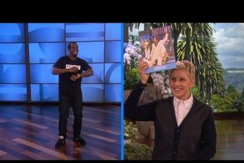 Diddy Dances & Twerks On Ellen