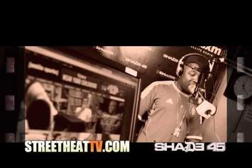 """Troy Ave """"'Perfect Love' In Studio"""" Video"""