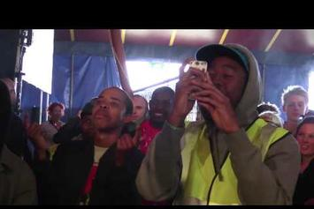 "Tyler The Creator Feat. Earl Sweatshirt ""EarlWolf Summer Tour: Reading, UK"" Video"
