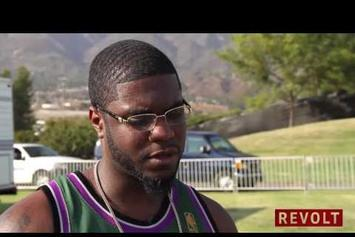 "Big K.R.I.T. ""Talks On Kendrick Lamar's ""Control"" Verse"" Video"