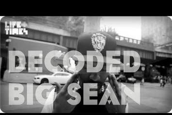 "Big Sean Breaks Down ""All Figured Out"""