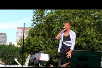 """Macklemore Feat. Ryan Lewis """"Perform """"Can't Hold Us"""" (Live On GMA)"""" Video"""