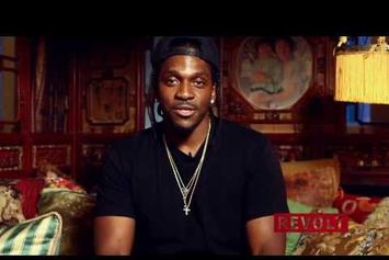 "Pusha T ""Talks On ""My Name Is My Name"""" Video"