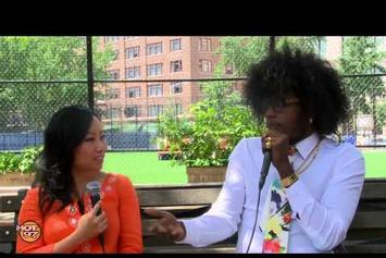 "Trinidad James ""On Beef With Joey Bada$$ & Giving Drake A Makeover"" Video"