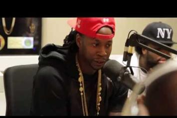 "2 Chainz ""Talks About His Cook Book, Ludacris & ""B.O.A.T.S. II"""" Video"