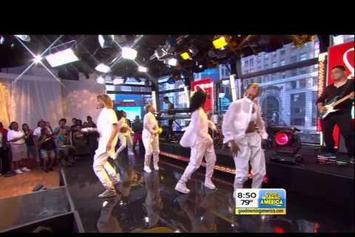 """Ciara """"I'm Out (Live On """"Good Morning America"""")"""" Video"""