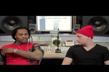 """Waka Flocka """"Talks About Replacing Gucci Mane on his New Single with T.I."""" Video"""