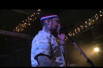 """Mac Miller Feat. The Internet """"Live From London"""" Video"""
