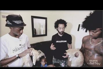 "Joey Bada$$ Feat. Trinidad Jame$ ""Talks Summer Knights EP & Solo Debut"" Video"