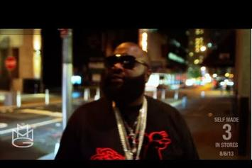 """Rick Ross """"Announces MMG's """"Self Made Vol. 3"""""""" Video"""